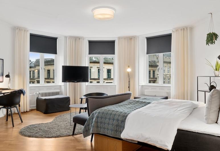 Ibsens Hotel, Kopenhagen, Junior Suite (King Size Bed or 2 Sgl Bed 180x200cm), Soba za goste