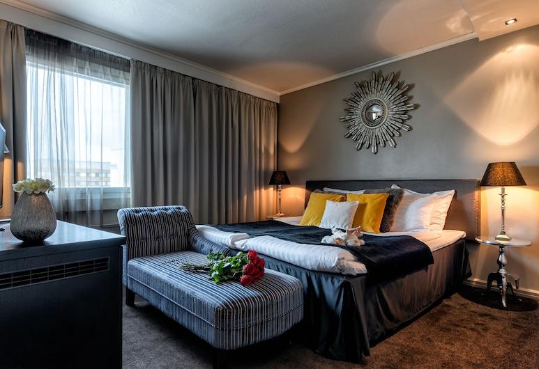 Arctic City Hotel, Rovaniemi, Suite Junior, Kamar Tamu