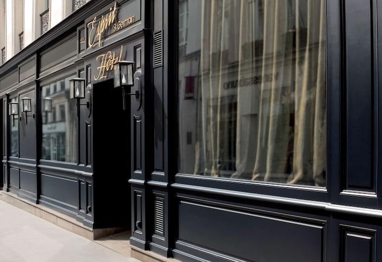 Hôtel Esprit Saint Germain, Paris, Hotel Entrance