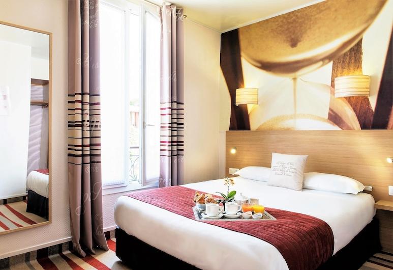 Hotel Ariane Montparnasse by Patrick Hayat, Paryż
