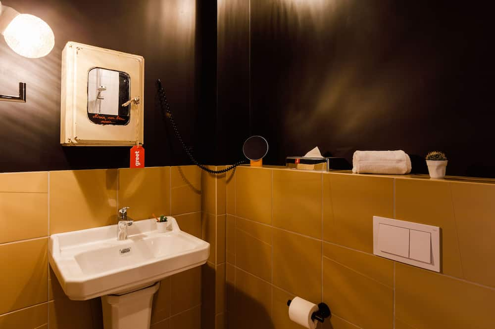 Класичний двомісний номер, 1 двоспальне ліжко (Pure) - Ванна кімната