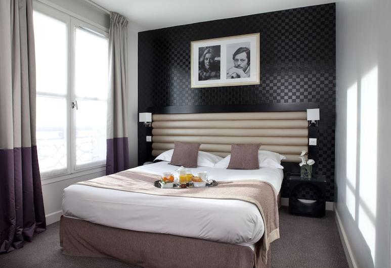 Hôtel Icône, Paris, Classic Double Room, Guest Room View