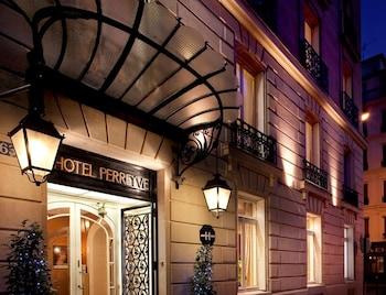 Naktsmītnes Hôtel Perreyve attēls vietā Parīze