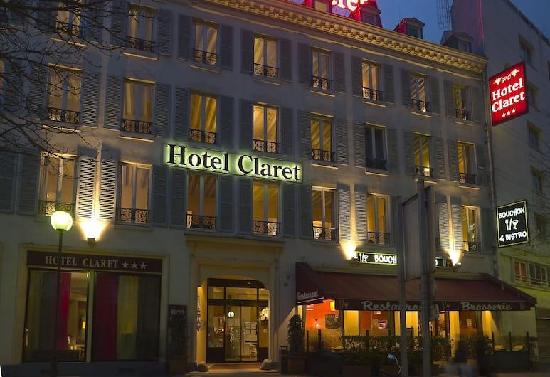 Hotel Claret, Paris, Exterior