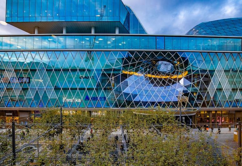 Ramada by Wyndham Frankfurt City Centre, Frankfurtas, Vaizdas iš viešbučio