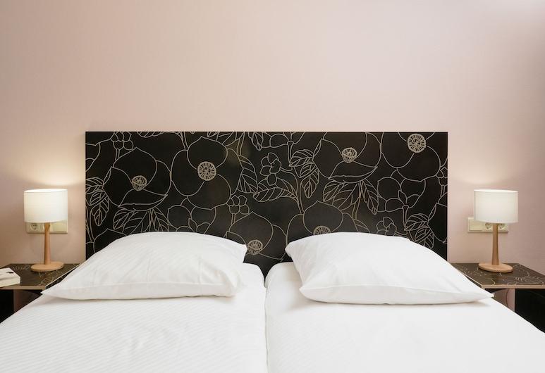 Hotel Aigner, Bonn, Doppelzimmer, Zimmer
