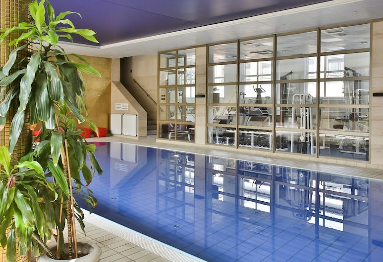 Adina Apartment Hotel Budapest, Budapešť, Krytý bazén