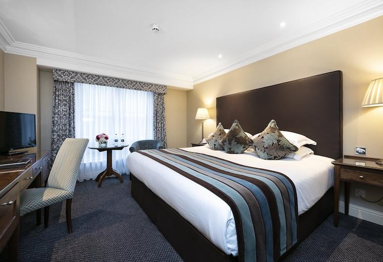 브룩스 호텔, 더블린, 클래식 더블룸 또는 트윈룸, 객실