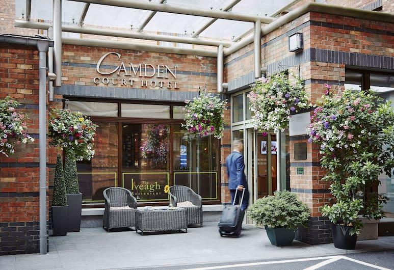 Camden Court Hotel, Дублин, Вид снаружи / фасад