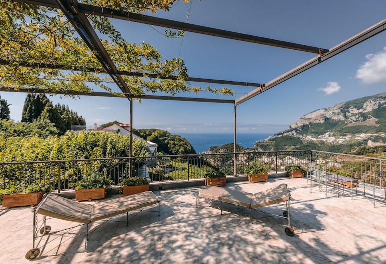 Villa Maria Hotel, Ravello, Suite, Sea View, Guest Room