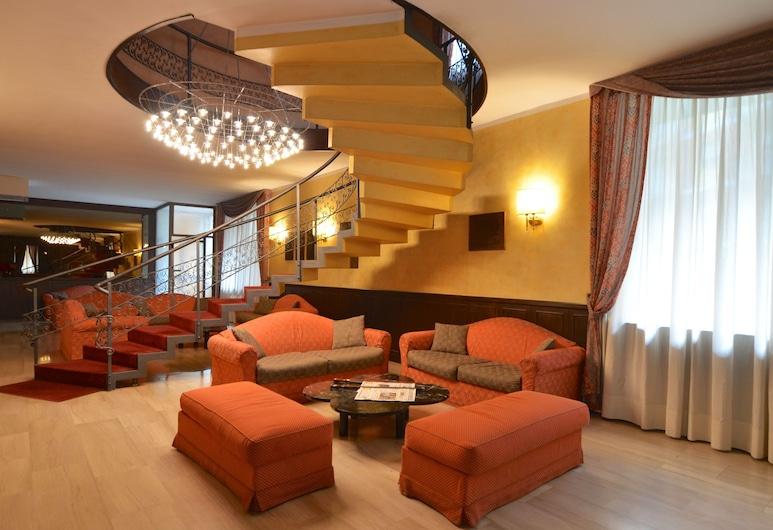 Euro Motel, Nichelino, Prostor za sjedenje u predvorju
