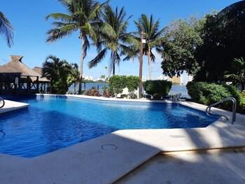아베니다 쿠쿨칸의 오텔 임페리알 라구나 파란다 사진