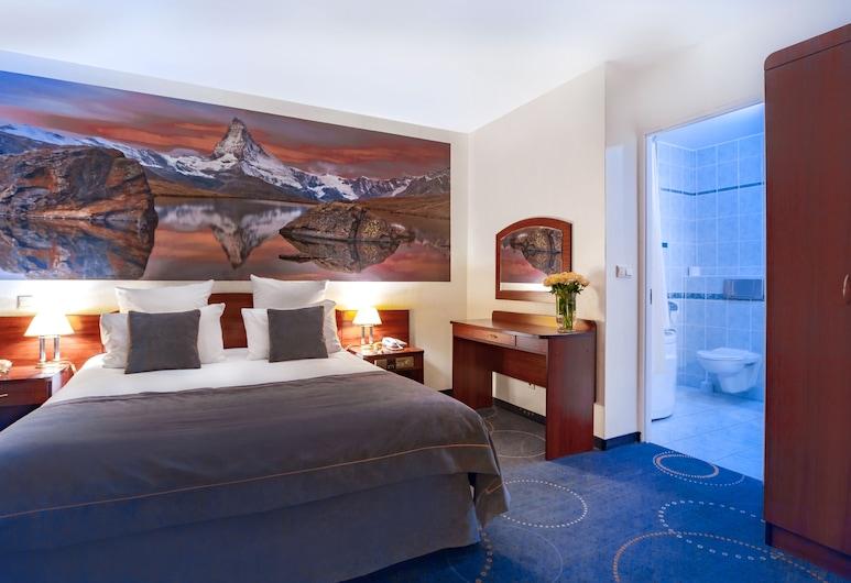 琴斯托霍瓦中心美居酒店, 琴斯托霍瓦, 高级公寓, 1 间卧室, 客房