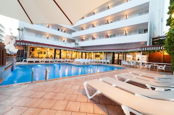 Lloret de Mar — zdjęcie hotelu Hotel Xaine Park