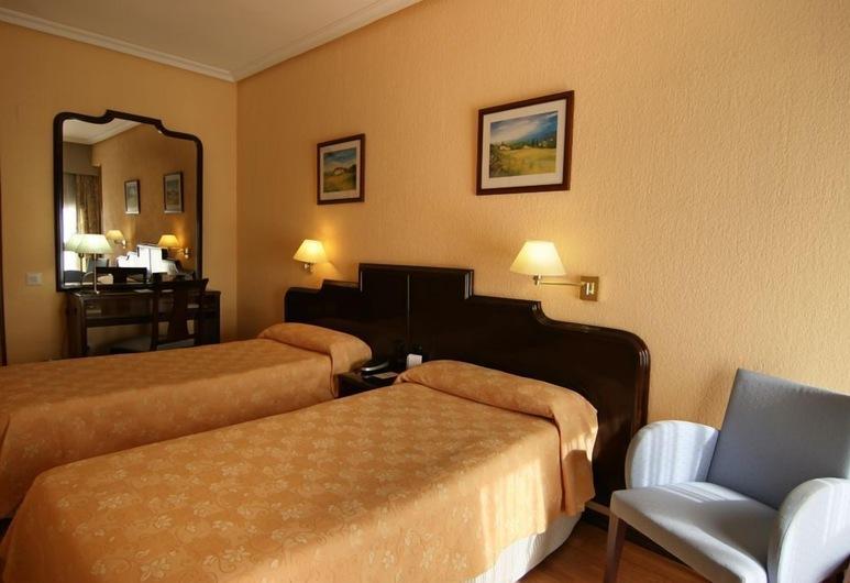 Hotel Alcantara, Caceres, Habitación con 1 cama doble o 2 individuales, Habitación