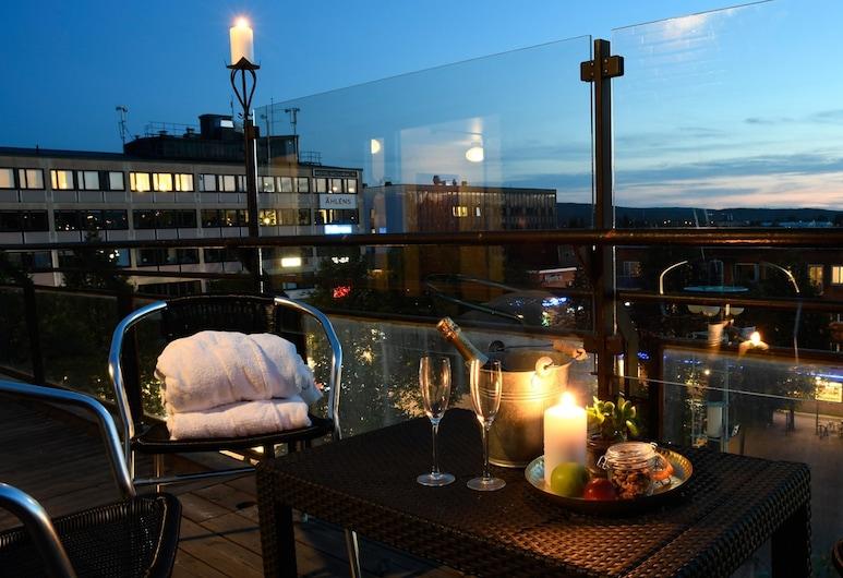 Best Western Malmia Hotel, Skelleftea, Terasa / vidinis kiemas