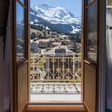 Superior Double or Twin Room, Garden View - Balcony