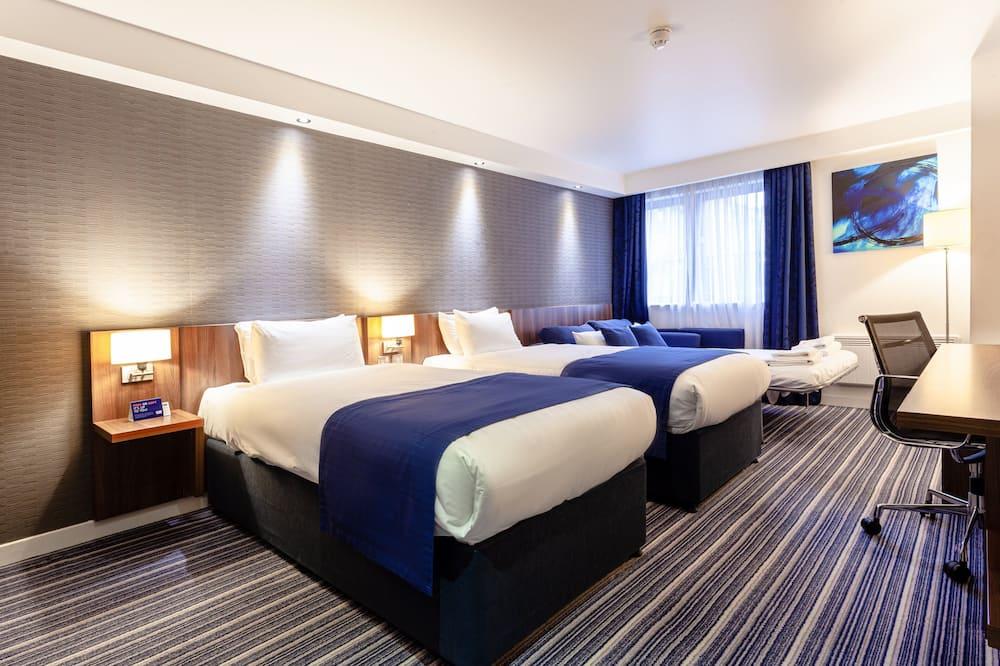 룸, 침대(여러 개), 금연 - 객실