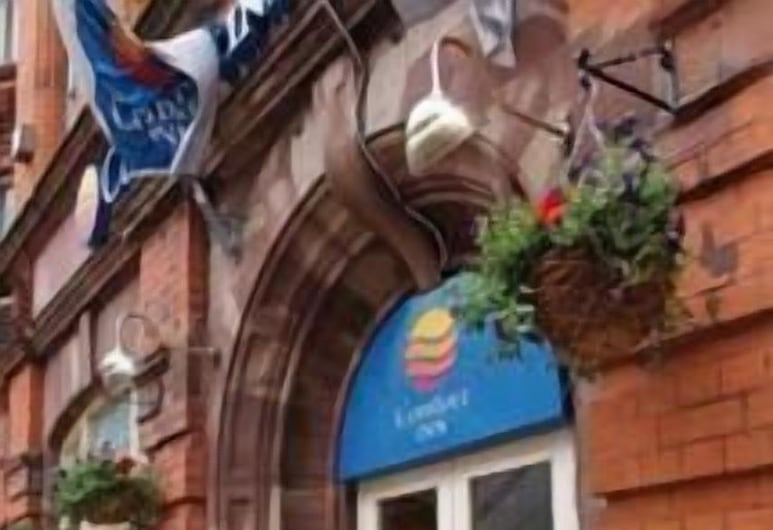 Comfort Inn Birmingham, Birmingham, Hotel Entrance