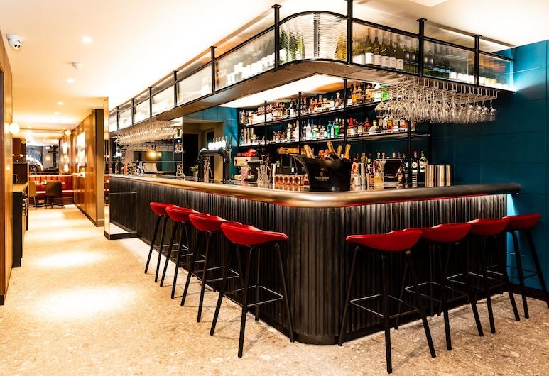 Euston Square Hotel, Londres, Bar del hotel