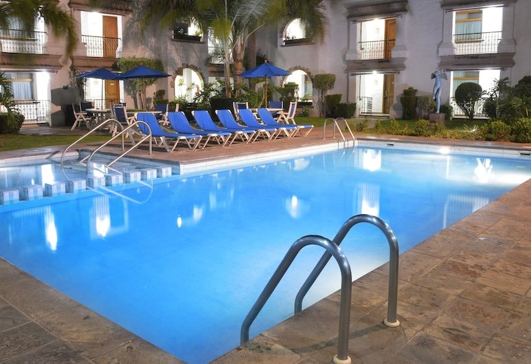 Holiday Inn Express - Morelia, Morelia, Piscina all'aperto