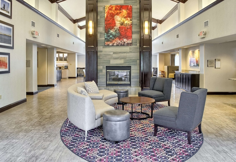 Homewood Suites by Hilton Mobile Airport-University Area, Mobile, Recepcija