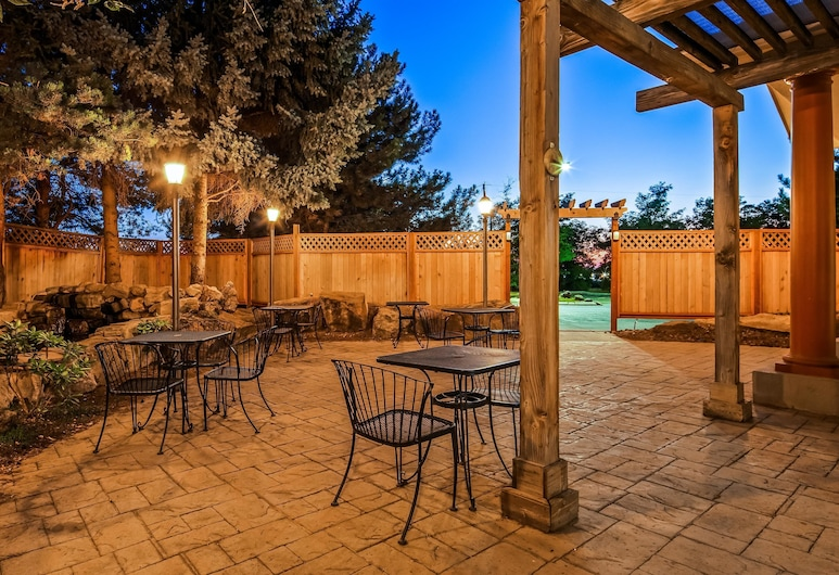 Best Western Plus Caldwell Inn & Suites, Caldwell, Terraza o patio