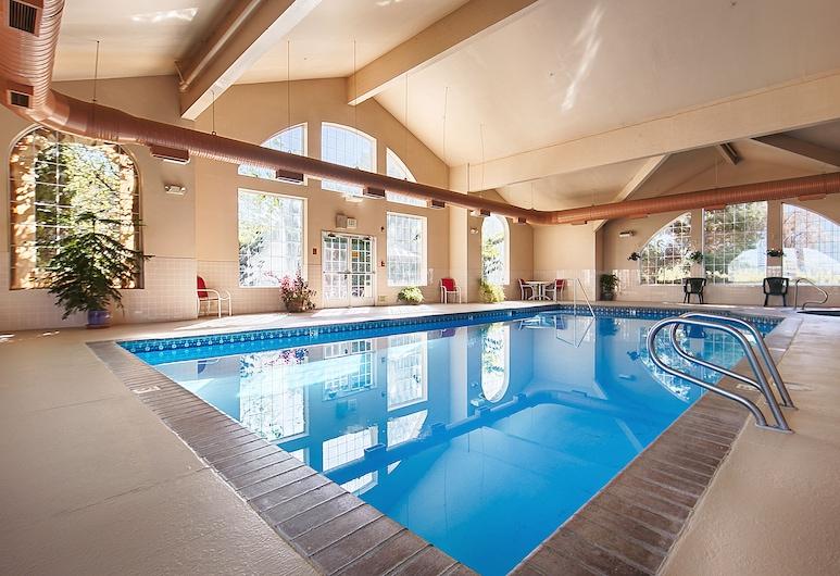 Best Western Plus Caldwell Inn & Suites, Caldwell, Krytý bazén