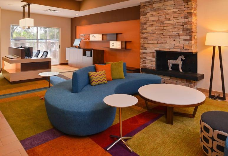 Fairfield Inn By Marriott Orlando Airport, Orlando, Infrastruktura wewnętrzna hotelu