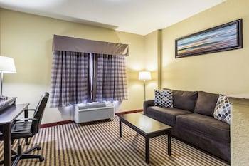 Fotografia hotela (Quality Suites North) v meste Houston