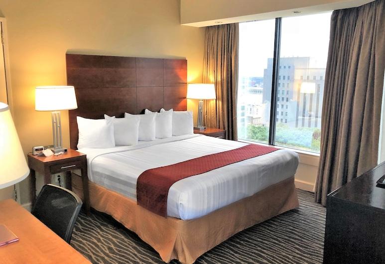 Blake Hotel New Orleans, BW Premier Collection, Nueva Orleans, Habitación estándar, 1 cama King size con sofá cama, con acceso para silla de ruedas (with Sofabed), Habitación