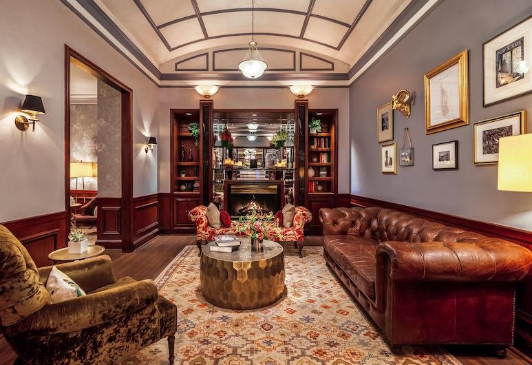 Avalon Hotel, New York, Lobby Sitting Area