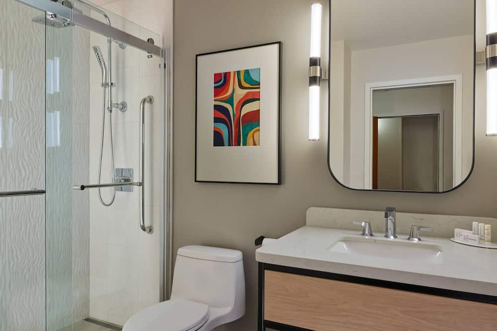 普通套房, 1 間臥室, 非吸煙房 - 浴室