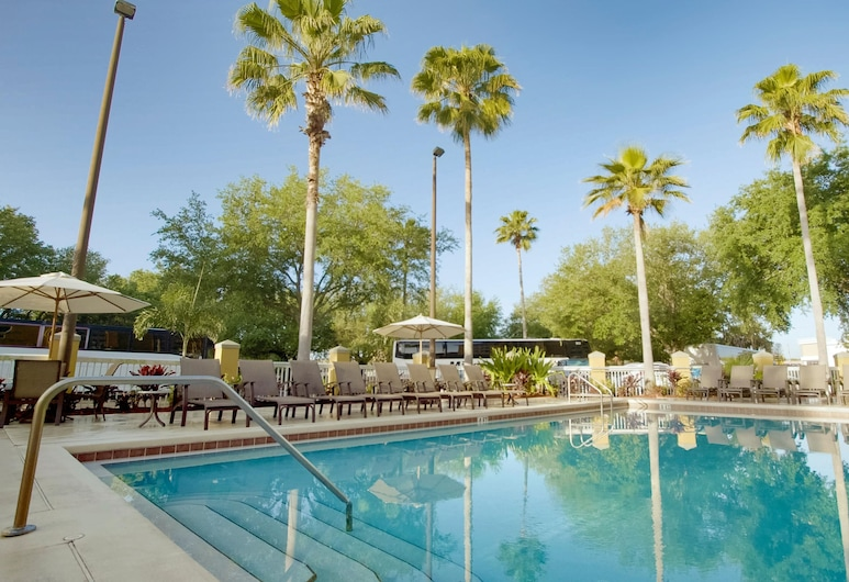 Galleria Palms Hotel, Kissimmee, Outdoor Pool