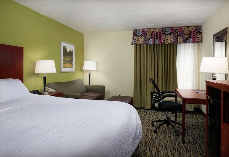 佛蘭克林歡朋飯店, 法蘭克林, 客房, 客房景觀