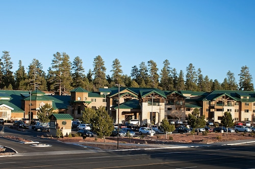 The Grand Hotel At The Grand Canyon Nahe Des Grand Canyon Hotels Com