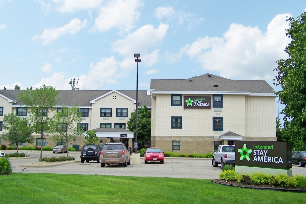 Extended Stay America Mn Eden Prairie Valley View Road