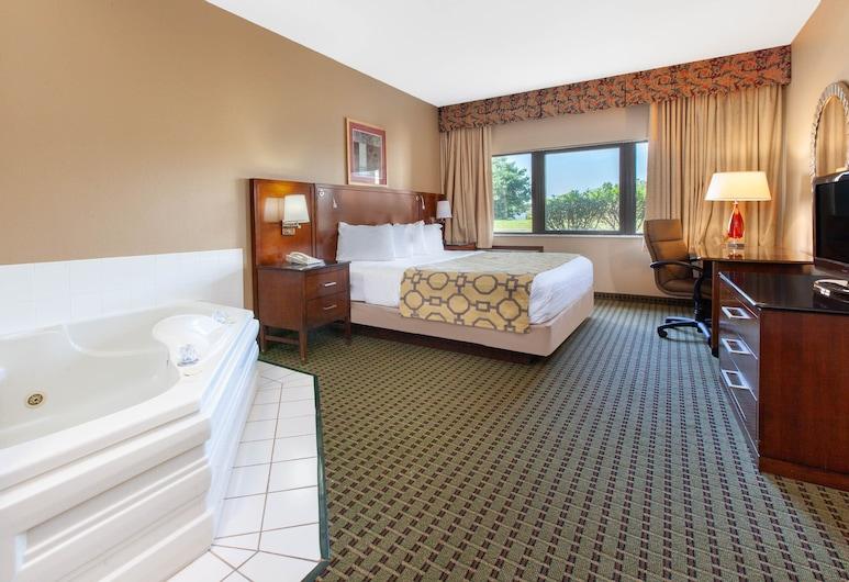 Baymont by Wyndham Franklin, Franklin, Suite, 1 cama Queen size, para no fumadores, Habitación