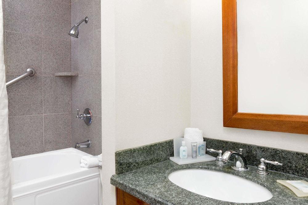 客房, 2 張標準雙人床, 非吸煙房 - 浴室