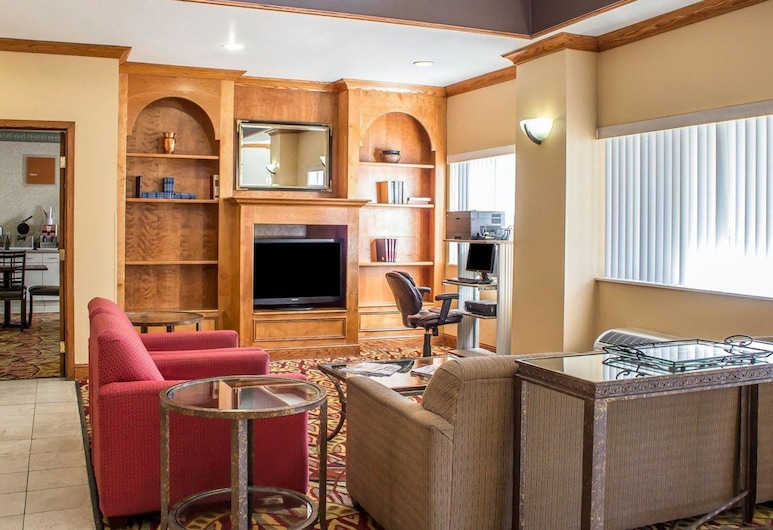 Comfort Suites Phoenix North, פיניקס, לובי