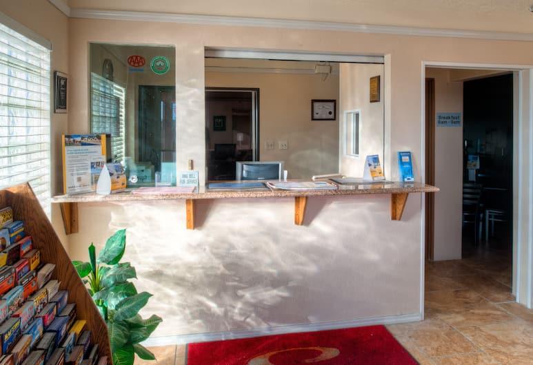 Econo Lodge Midtown, Albuquerque, Reception