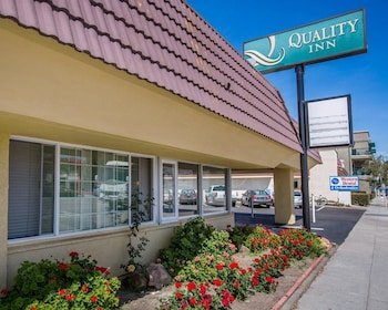 Foto van Quality Inn Santa Cruz in Santa Cruz