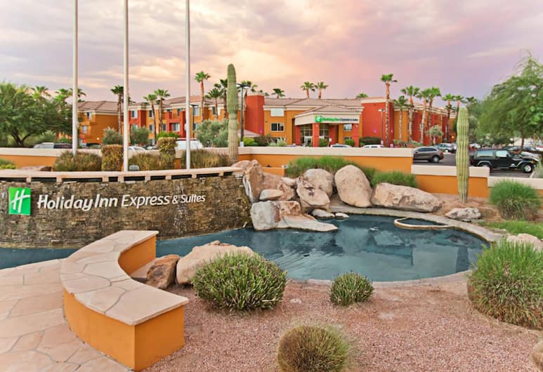 Holiday Inn Express Hotel & Suites Scottsdale - Old Town, Scottsdale, Bahagian Luar
