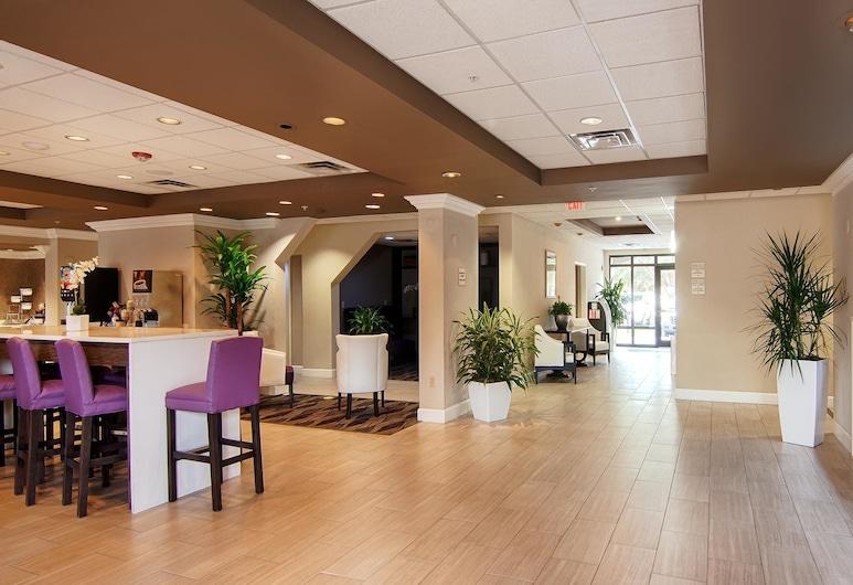 Best Western Airport Inn, Fort Myers, Vestibiulis