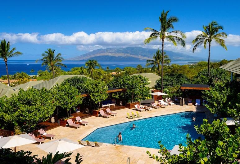 호텔 와일레아, 를레 & 샤토- 어른 전용, 키헤이, 야외 수영장