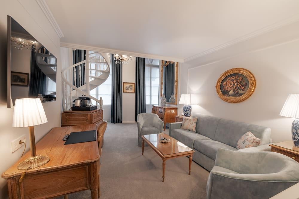 Junior Suite (Duplex) - Living Room