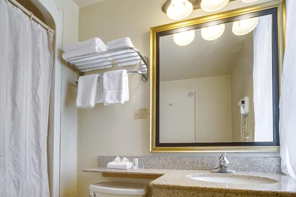 Habitación de lujo, no fumadores, bañera de hidromasaje - Cuarto de baño
