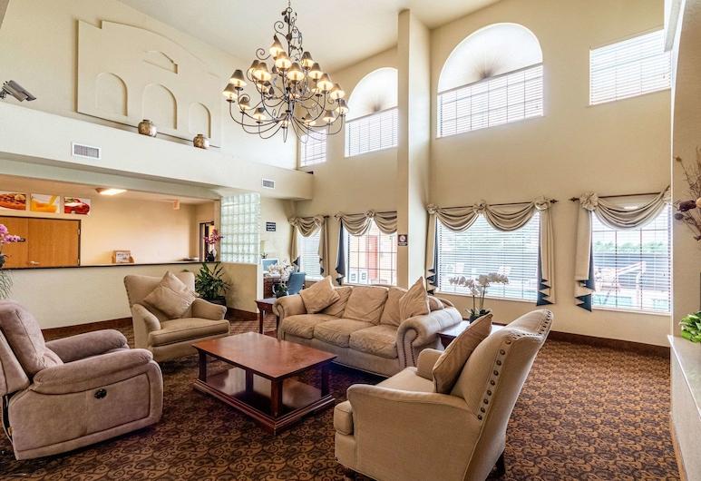 Quality Suites San Antonio, San Antonio, Lobby