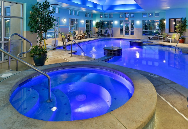 Comfort Suites Airport Tukwila Seattle, Tukwila, Pool