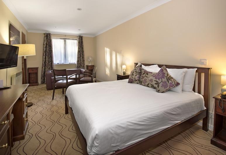 Best Western Buckingham Hotel, Buckingham, Deluxe Room, 1 Double Bed, Non Smoking, Guest Room